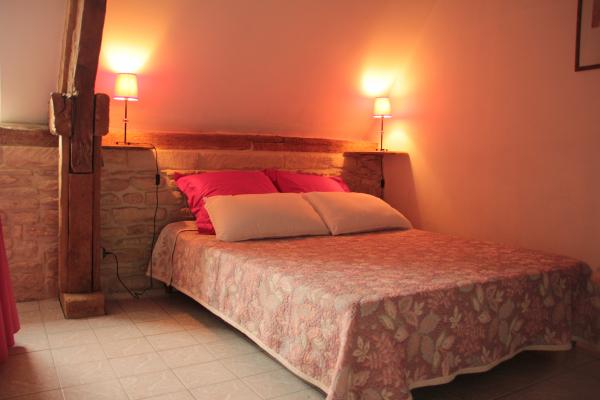 Les chambres auberge de la luzerne berni res sur mer - Hotel lyon chambre 4 personnes ...